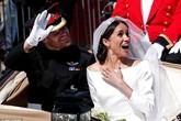 Sau đám cưới hoành tráng, công nương Meghan Markle chưa kịp vui đã gặp họa vì