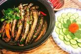 Cá kèo kho tiêu ngon cơm, ăn lai rai cả tuần