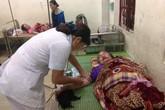 Nghệ An: Sét đánh trúng nhà khiến 4 người bị thương