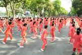 Vinamilk Sure Prevent đồng hành với người cao tuổi TP Hà Nội