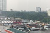 """Mai Dịch (Cầu Giấy): Tổng Công ty Vận tải Hà Nội được """"chống lưng"""" để sử dụng đất sai mục đích?"""