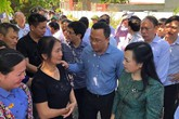 Nạn nhân vụ lật tàu ở Thanh Hoá kể lại khoảnh khắc kinh hoàng