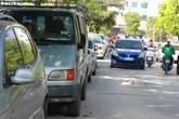 Quận Hoàng Mai: Giải tỏa nhiều bãi giữ xe trái phép, ô tô loạn chỗ đỗ