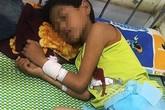 Bé trai 11 tuổi bị tổn thương não khi uống 1 lít rượu do bạn thách thức