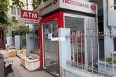 Đập phá ATM lúc rạng sáng, một du khách Nga bị tạm giữ