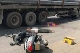 Tai nạn thương tâm: Hai vợ chồng tử vong tại chỗ