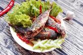 Bữa tối thêm đậm đà với món cá nục sốt tỏi ớt dân dã