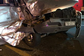 Xe khách đối đầu xe tải, nhiều người bị thương, hầm Hải Vân tắc cục bộ