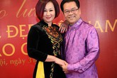 """NSND Trần Nhượng: """"Tôi thường bị vợ kêu sống vụng về và vô tâm"""""""