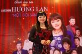 """""""Một đời sân khấu"""" của Hương Lan là Chí Tài, Hoài Linh và Đàm Vĩnh Hưng... lại không có Chí Tâm"""