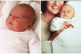 Cộng đồng mạng phát sốt khi hoàng tử út và cha mình hồi nhỏ giống nhau như hai giọt nước