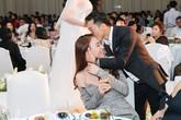 Sau nụ hôn nóng bỏng, Cường Đô la nhận trách nhiệm bảo vệ cuộc đời Đàm Thu Trang