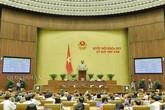 Quốc hội lùi thông qua Luật Đặc khu