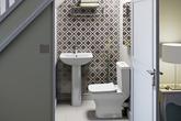 Tận dụng gầm cầu thang trong nhà thành những không gian vô cùng tiện ích