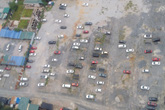 """Giải tỏa bãi xe trái phép tại quận Hoàng Mai (Hà Nội): Chủ xe mòn mỏi chờ bãi """"đúng phép"""""""