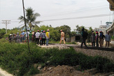 Thanh Hóa: Tai nạn đường sắt, 2 người tử vong