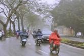 Hà Nội tiếp tục có mưa dông lúc đêm và sáng sớm