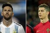 Nơi ăn chốn ở của Ronaldo và đồng đội trái ngược hoàn toàn với đội của Messi