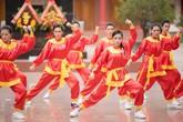 Ngắm thí sinh Hoa hậu Việt Nam 2018 luyện võ