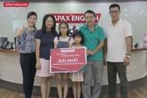 Apax English hé lộ chủ nhân trúng chuyến du lịch trị giá gần 100 triệu đồng