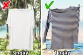 Sớm biết 11 mẹo vặt cực hay ho này, quá trình giặt sấy của bạn sẽ đơn giản đến bất ngờ