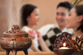 Nhà riêng, hay thuê trọ cũng cần xông hương, chọn ngày giờ tốt mới dọn về nhà mới
