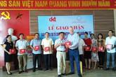 Nghệ An: Tiếp nhận số lượng lớn phương tiện tránh thai do DKT International Inc tài trợ