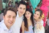 Những chị dâu, em dâu xinh đẹp của sao Việt