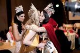 Trả lời ứng xử thông minh, Dương Thùy Linh đăng quang Hoa hậu Phụ nữ Toàn thế giới 2018