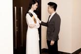 Ông xã Dương Thùy Linh kể lại khoảnh khắc vợ rơi nước mắt khi nhận vương miện Hoa hậu