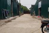 Phường Yên Phụ (quận Tây Hồ - Hà Nội): Hàng ngàn mét vuông đất nông nghiệp biến thành nhà xưởng