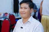Phước Sang đeo tang cha, xuất hiện tiều tụy trong show truyền hình