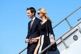 Làm việc không công tại Nhà Trắng, vợ chồng Ivanka Trump vẫn đút túi 82 triệu USD