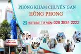 Chất lượng phòng khám gan Hồng Phong