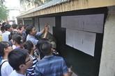 Sáng nay, hơn 94.000 thí sinh Hà Nội làm thủ tục dự thi vào lớp 10