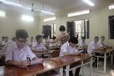 Đã có 52 thí sinh trượt tốt nghiệp vì bị đình chỉ thi