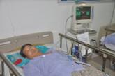 Chườm nóng bằng lá ngải cứu, một bệnh nhân bị bỏng độ 3