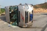 Tai nạn giao thông nghiêm trọng: 1 hành khách tử vong, lái xe bỏ trốn