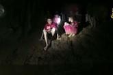 Đội bóng nhí Thái Lan được theo dõi tâm lý trong 6 tháng