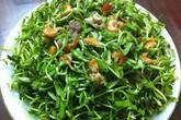 Cách làm nộm rau muống kích thích vị giác cho bữa cơm ngày hè