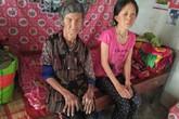 Nghệ An: Xót xa cảnh mẹ già 84 tuổi tàn tật nuôi con bị bệnh tim