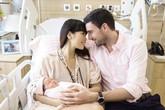 Siêu mẫu Hà Anh tiết lộ chi phí sinh con ở bệnh viện 5 sao