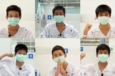 Đội bóng Thái Lan lần đầu lên tiếng sau cuộc giải cứu nghẹt thở