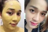 Cách đắp mặt nạ tinh bột nghệ để trẻ đẹp chỉ trong 2 tuần