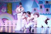 Vợ chồng Khánh Thi - Phan Hiển thuê khách sạn sang trọng, mở tiệc hoành tráng để mừng hai con yêu