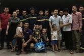 Giải cứu 10 nạn nhân kẹt thang máy