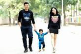 Vợ con ủng hộ MC Tuấn Tú quay lại VTV