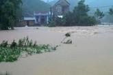 Bão số 3: Một huyện ở tỉnh Quảng Ninh bị cô lập, nước lũ dâng cao