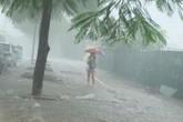 Tin về cơn bão số 3: Nhiều tỉnh mưa rất to, cảnh báo lũ quét, sạt lở đất