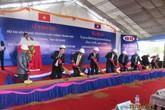 BIDV tài trợ xây dựng trường Phổ thông Trung học Dakcheung tại tỉnh Sekong, CHDCND Lào